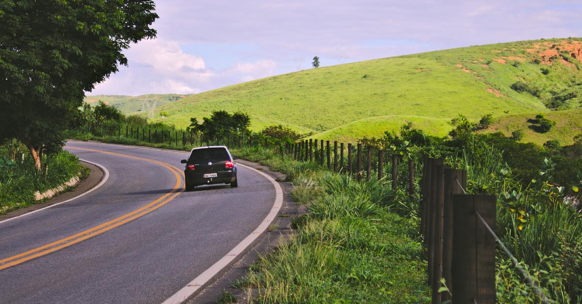 Walk Safely on Rural Roads