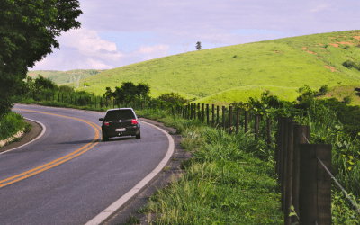 How to Walk Safely on Rural Roads