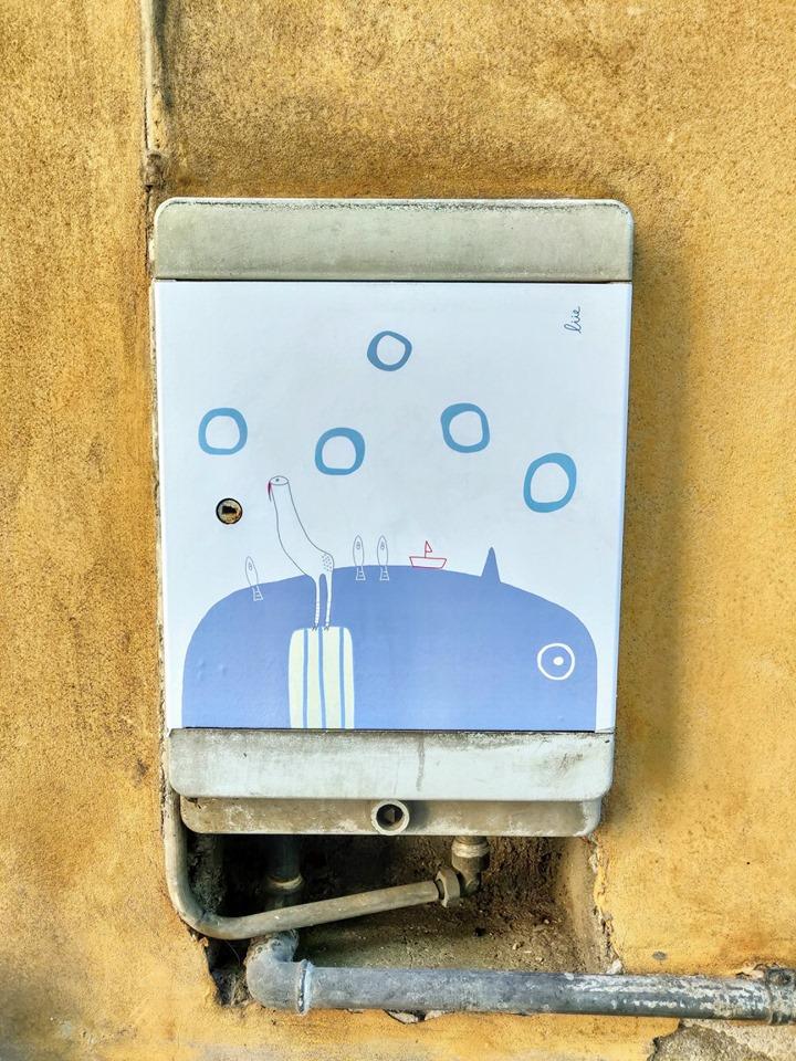 Casgaz, illustrazione di Ludovica Cupi