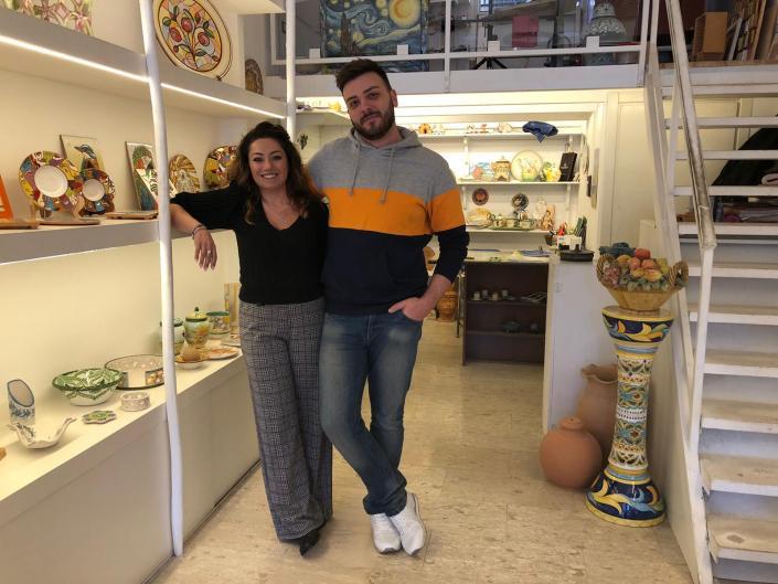 Rossana e Riccardo