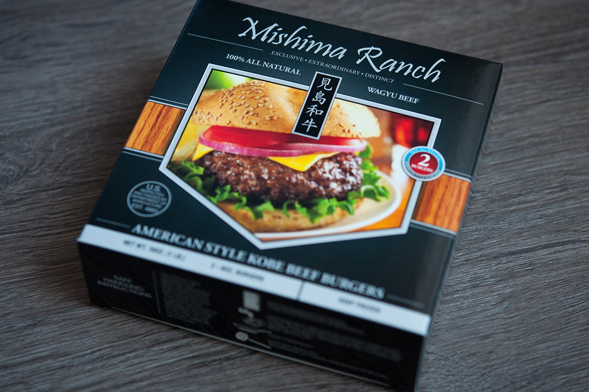 Mishima Ranch Packaging