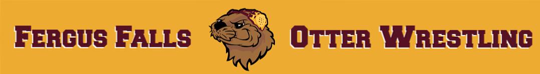 Fergus Falls Otter Wrestling Logo