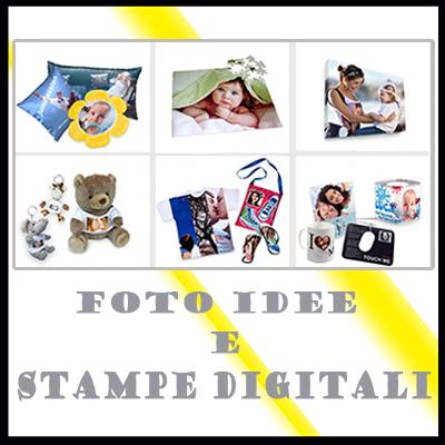 Foto idee e stampe digitali