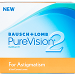 Purevision 2 HD toric