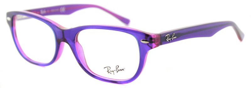 occhia da vista Ray-ban-junior-1555