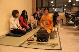 festa giapponese