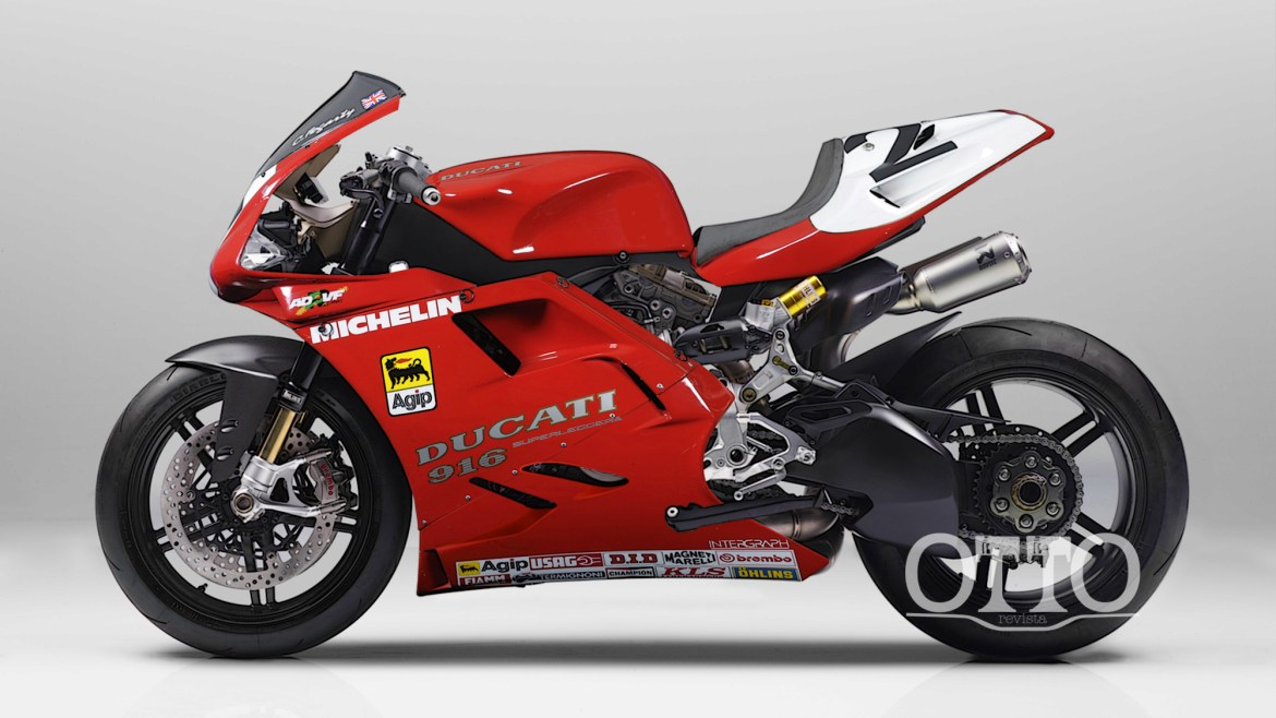 Ducati Superleggera 916 Tribute