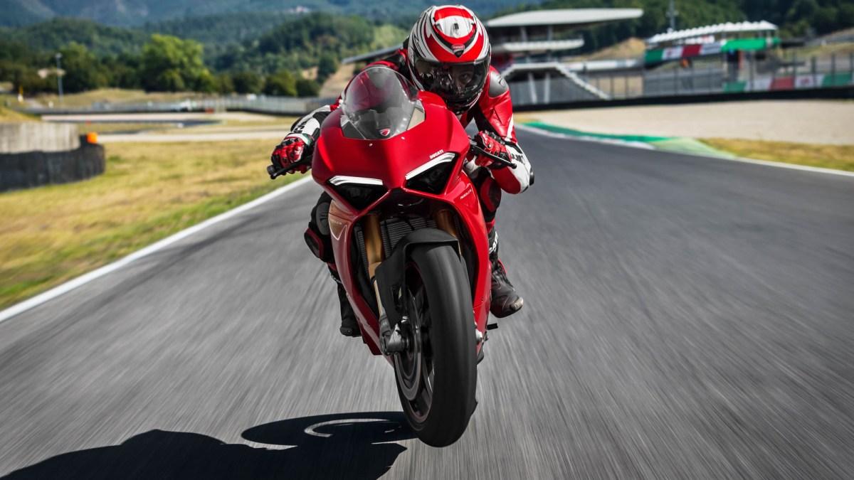 Ducati Panigale V4 2018, por fin