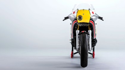 Suzuki Bandit Lucky X Italian Dream Motorcycle