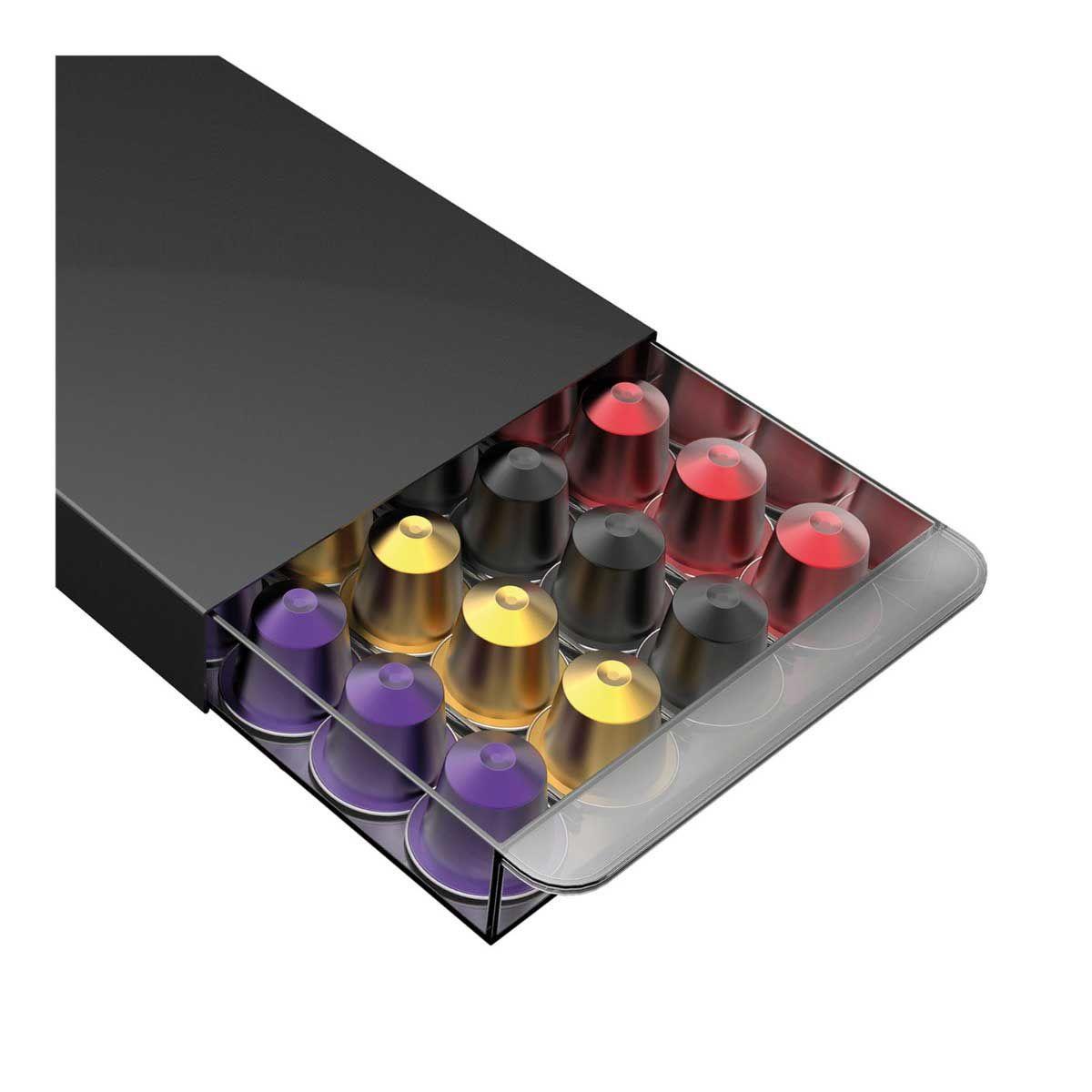 nespresso tiroir porte capsules pour 40 pieces