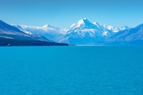 Lak Pukaki new zealand
