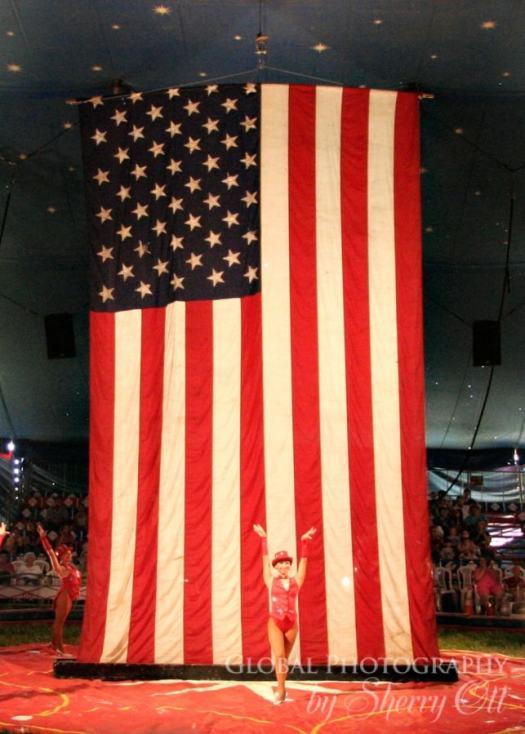 Traveling circus south dakota
