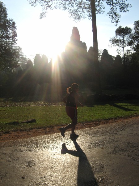 run angkor wat race