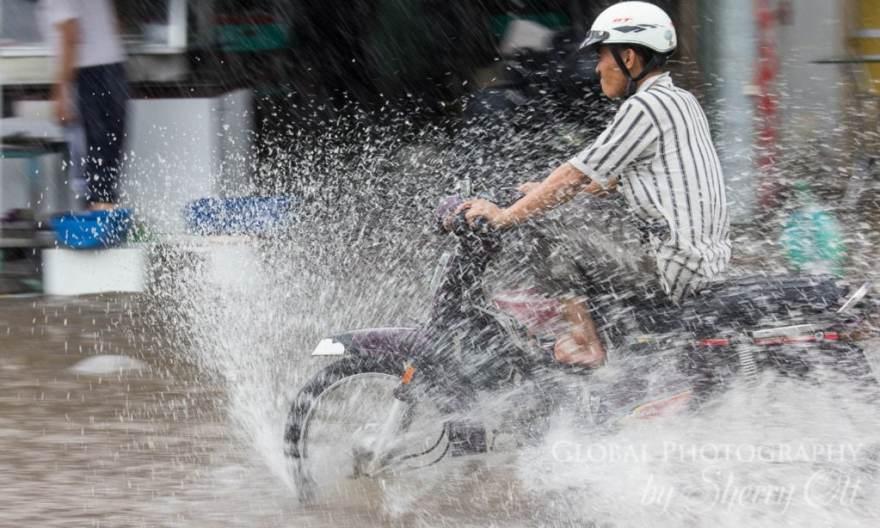 ho chi minh city rain