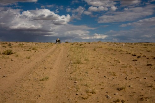 Travel in the Gobi