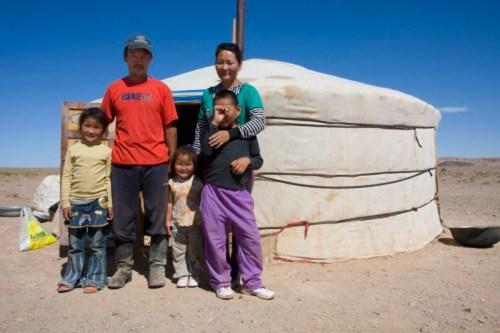 Batbekh Family