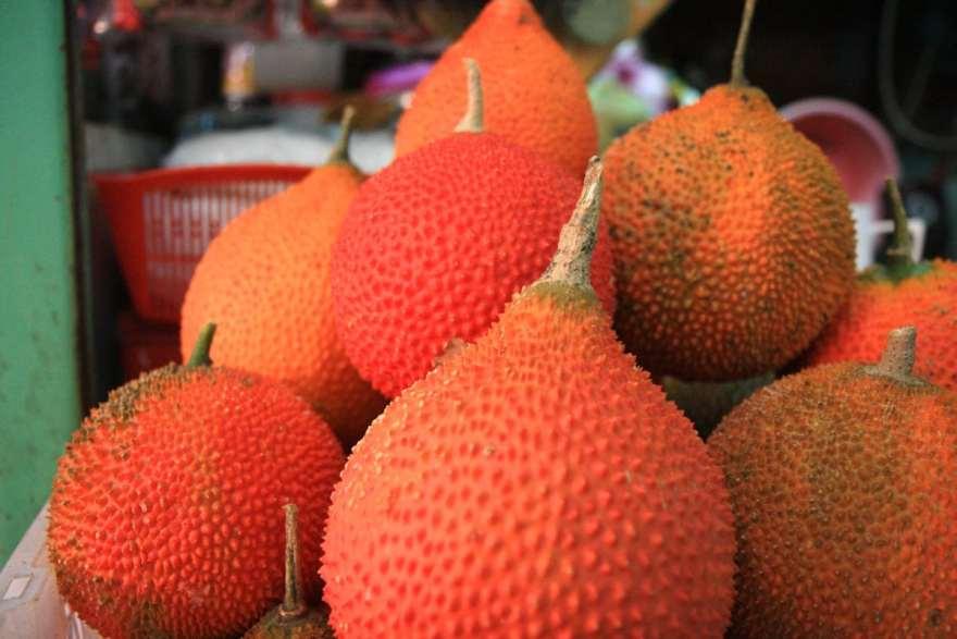 unknown vietnamese fruit