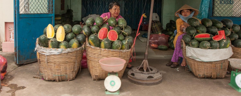 fruit in vietnam
