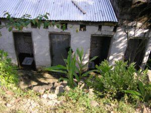 Nepal toilets