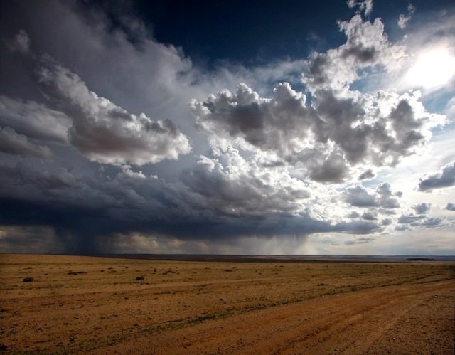 wide angle landscape photography