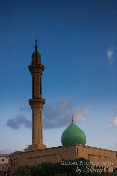 Saida Lebanon Mosque