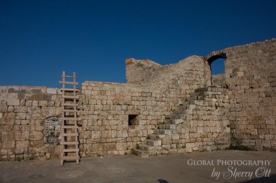 tripoli citadel lebanon