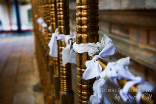 Buddhist Temple Rituals