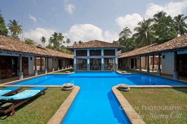 auraliya villa rental