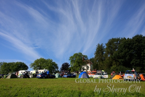 mongol rally camping