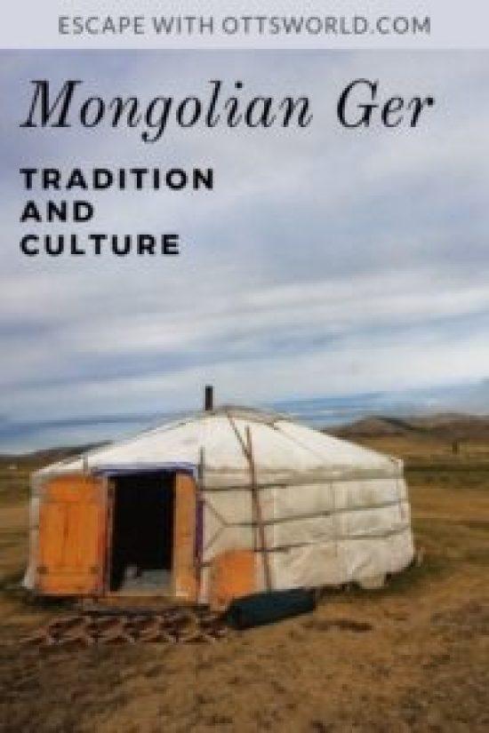 Mongolian Ger culture
