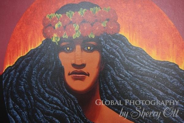pele volcano goddess