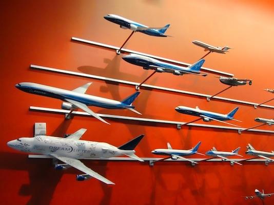 Boeing plant tour seattle