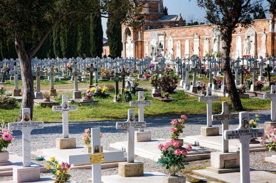Cemetery Island Venice