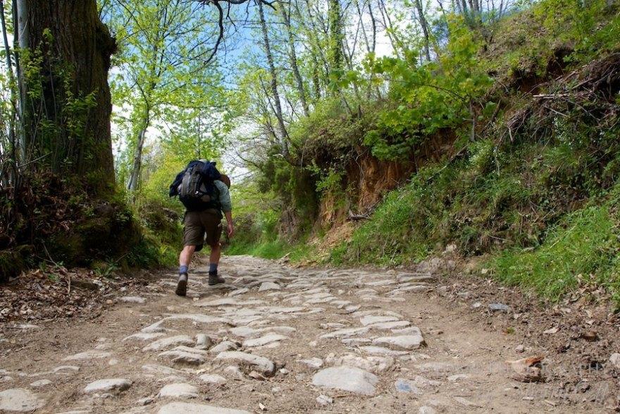 camino climb