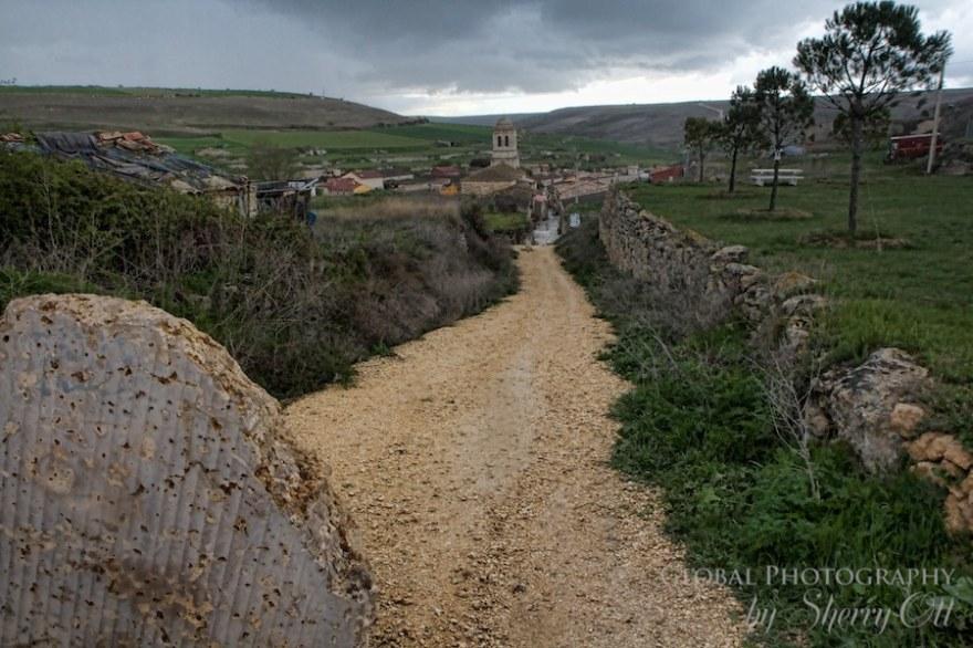 camino de santiao thru hike