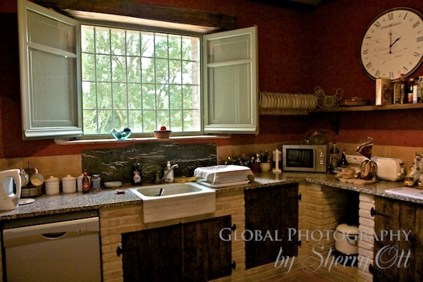 Can Grau kitchen