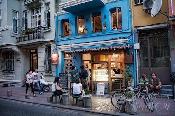 beyoglu restaurant istanbul