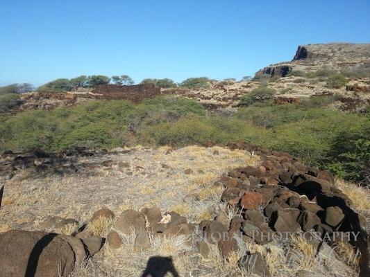 Kanunolu village - old foundations