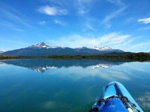 A pristine view