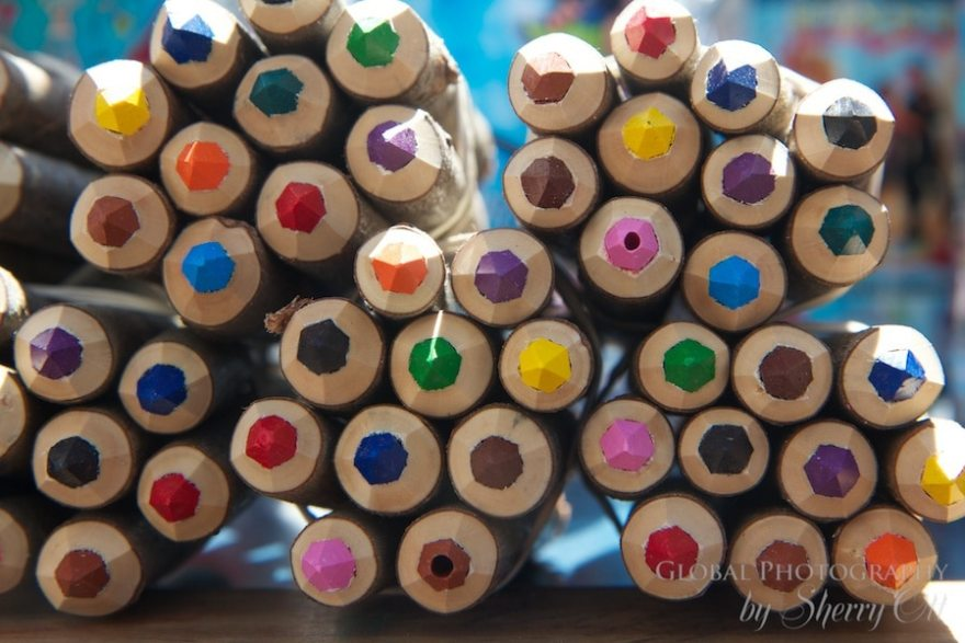 Colored pencils for sale
