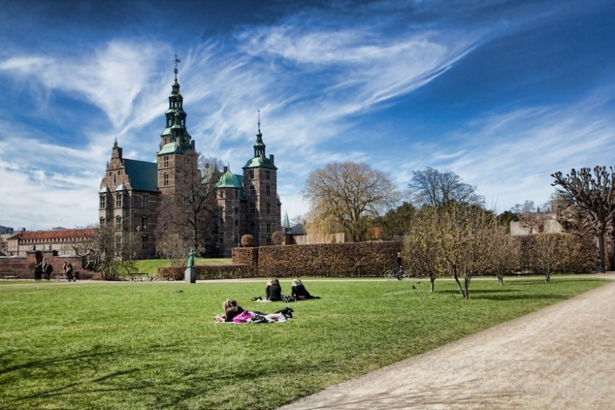 Rosenborg castle picture