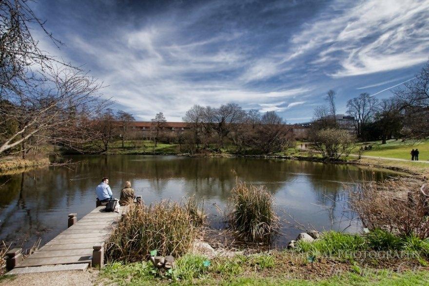 Copenhagen Botanical Garden and Park