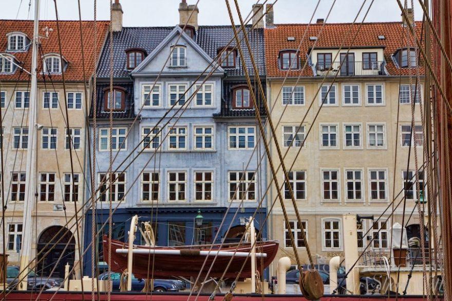 Copenhagen Nyhavn Port