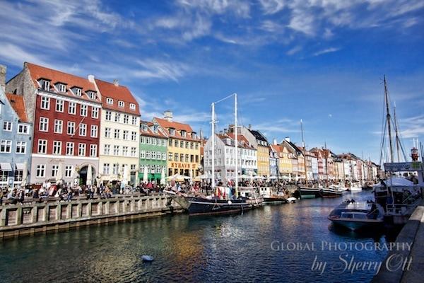 Nyhavn Harbor image