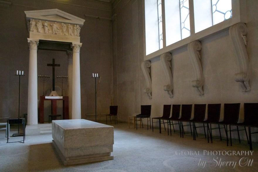 The Chapel of Resurrection