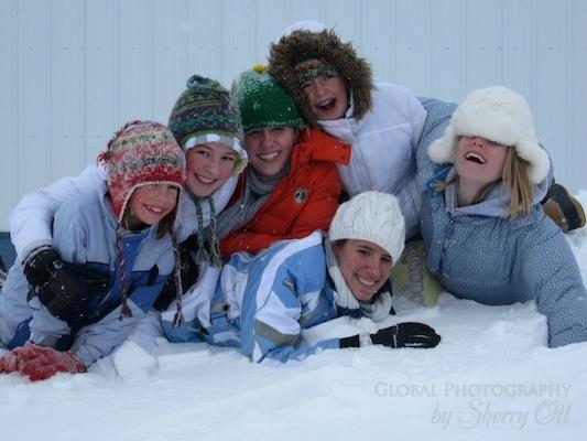 snow games
