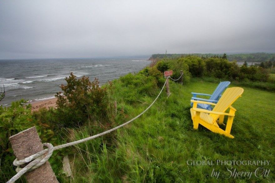 Cabot Trail storms