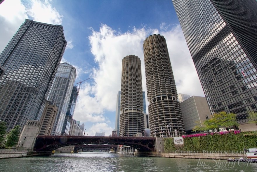 48 hours in chicago River walk
