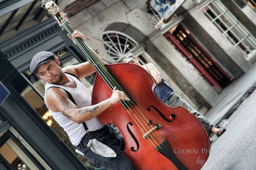 cello bourbon street