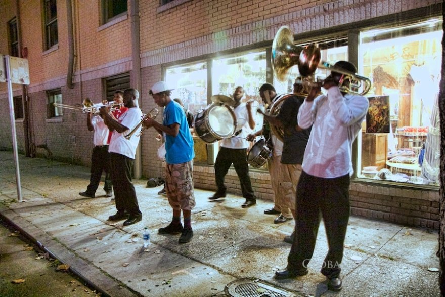 jam session new orleans